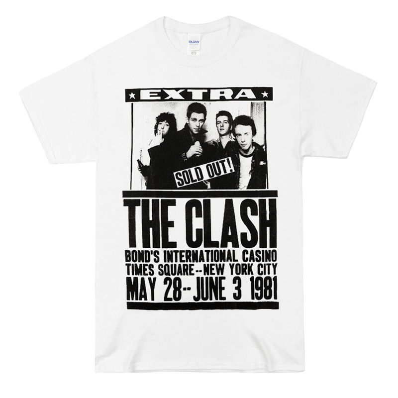 LIVING UNDERGROUND / The Clash